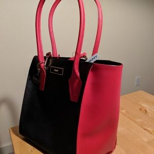 DKNY Shopper Tote (with det strap)